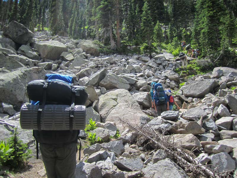 What is a Wilderness First Responder